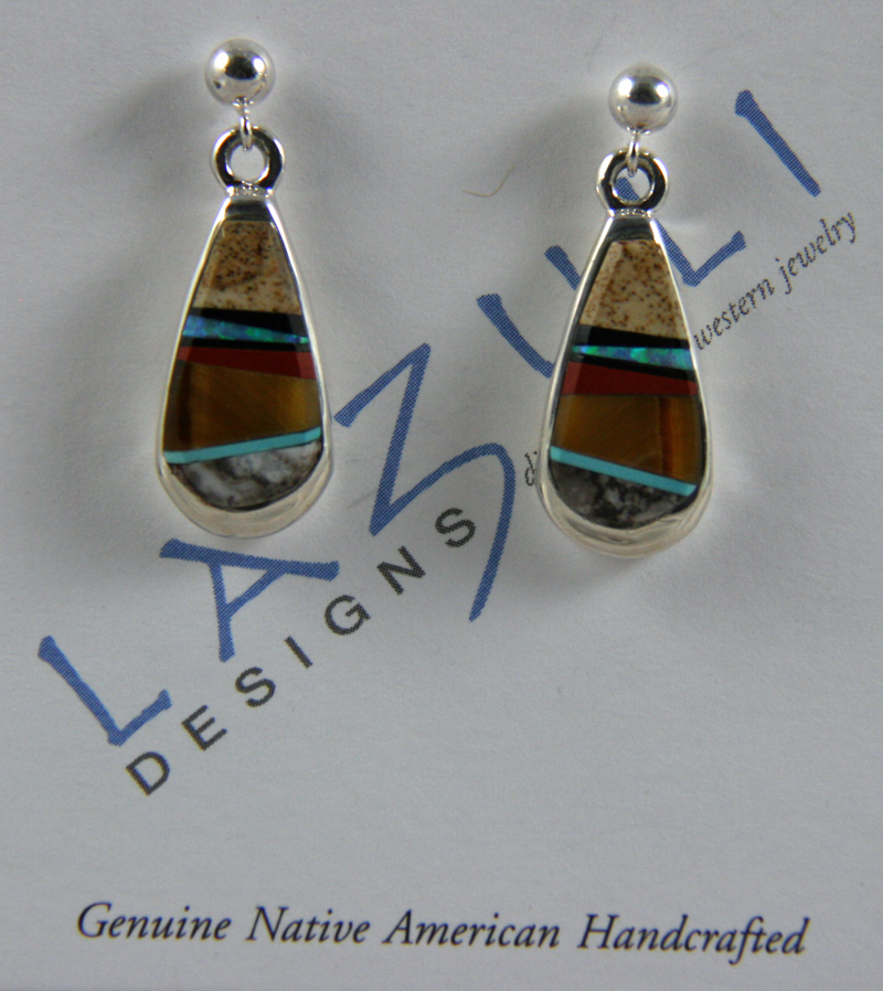 Edison Yazzie Earrings
