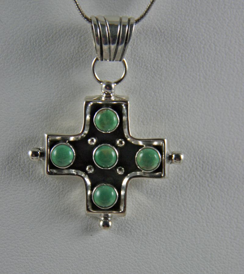 Navajo Four Directions Pendant