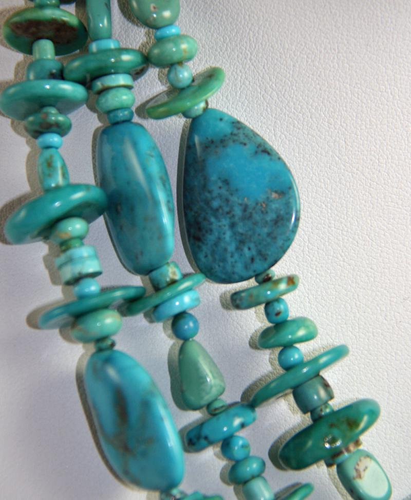 Turquoise Navajo Necklace